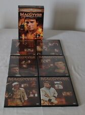 MacGyver The Complete First Season 6 Disc Box Set