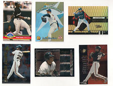 2000 TOPPS STARS RED SOX PEDRO MARTINEZ ALL STAR AUTHORITY INSERT #AS8