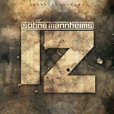 """SÖHNE MANNHEIMS """"IZ ON"""" CD NEU"""