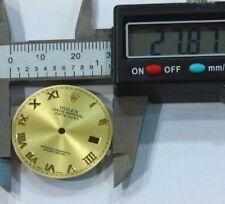 Quadrante Rolex Numeri Oro - Rolex Dial Gold Numbers (13 / 16008-91)