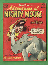 #LL1.  1995 ADVENTURES OF MIGHTY MOUSE  COMIC NO. 17