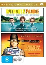 Without A Paddle / Dickie Roberts (DVD, Region 4) - Brand New, Sealed