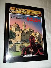 """""""LE TEMPLIER DE NOTRE-DAME.2 - LA NUIT DU GOLEM""""  VASSAUX (1987)"""