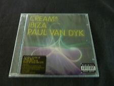 PAUL VAN DYK CREAM IBIZA RARE NEW SEALED 2 X CD!