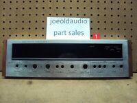 Pioneer Receiver SX-1500TD Faceplate Rated 8.6 out of 10. Parting Out SX-1500TD.