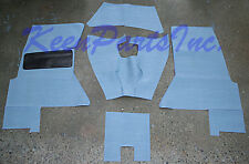 1958 Chevrolet Corvette C1 Complete Carpet Set  (DAYTONA) Exact Color Match
