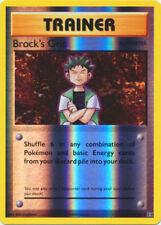 POKEMON TRAINER BROCK'S GRIT 74/108 HOLOFOIL NM CARD   XY EVOLUTIONS