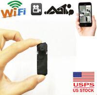 wireless network spy WIFI DIY hidden Pinhole HD camera mini video Recorder dvr