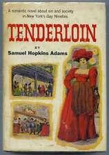Tenderloin - Samuel Hopkins Adams - 1st ed 3rd printing - 1959