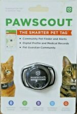 Pawscout The Smarter Pet Tag Community Pet Finder Tracker Alerts Bluetooth