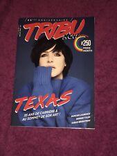 Magazine Rare Tribu Move 2021 Texas Tyler Brightman Duncan Laurence Eurovision