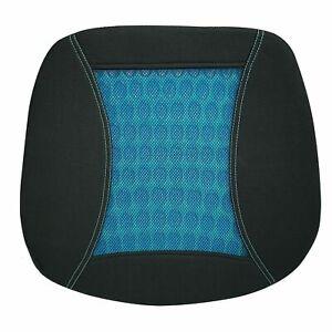 Cooling Gel Seat Cushion Memory Foam Car Plane & Chair Pillow Orthopedic