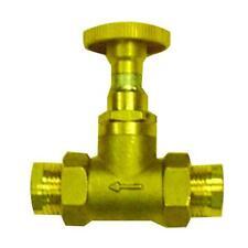 "3/8"" BSP 10mm Handwheel fusible oil fire valve fuel shut off valve boiler parts"