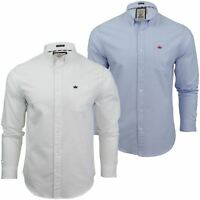 Mens Shirt by Brave Soul 'Pompei' Long Sleeved Oxford