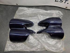 Bimota  Mantra DB3 set of Carbon Fiber Exhaust Shields  #1        1424