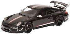 1:18 BBurago PORSCHE 911 Gt3 Rs 4.0 Nero - Nero