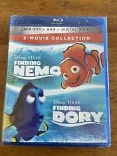 Finding Nemo / Finding Dora: 2-Movie Collection (Blu-ray)