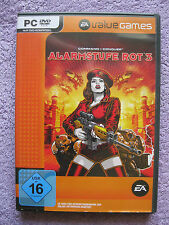 PC DVD Rom Spiel Command & Conquer: Alarmstufe Rot 3 (PC, 2008, DVD-Box)
