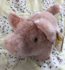 "MARY MEYER Annabel Pig 8"" Plush Stuffed Animal Piglet Super Soft - New with Tag"