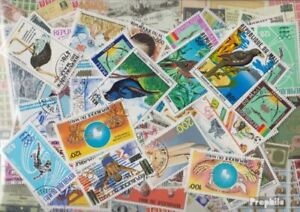 Mali Stamps 600 different stamps