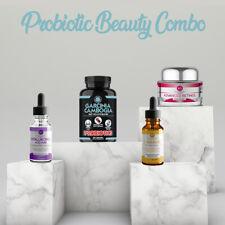 Garcinia Cambogia- Probiotics + Advanced Retinol + Vitamin C & Hydrating Serum