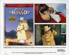 Porco Rosso 8x10 Color Press Photo Animated Walt Disney #1427