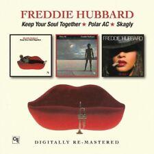 FREDDIE HUBBARD - KEEP YOURSELF TOGETHER/POLAR AC/SKAGLY 2 CD NEUF