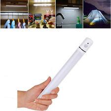 2x Wireless Motion Sensor Under Cabinet Kitchen Cupboard Stick LED Light 3 Modes