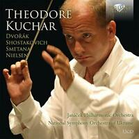 DVORAK/SHOSTAKOVICH/SMETANA/NIELSEN - K PHILHARMONIC ORCHESTRA/+  13 CD NEU