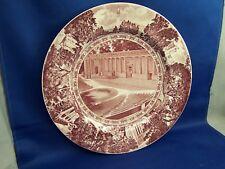 "Wedgwood University Of California Berkeley ""The Greek Theater"" Dinner Plate"