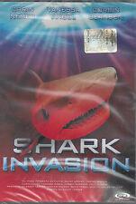 Dvd **SHARK INVASION** nuovo 2004