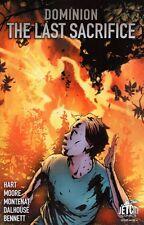 Dominion Last Sacrifice #4 (Of 4) Comic Book 2017 - Jet City Comics