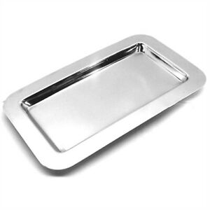 """Frieling 18/10 Mirrored Finish Stainless Steel Serving Tray - 9.4"""" by 5.6"""""""