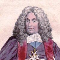 Henri François d'Aguesseau Seigneur de Fresnes Chancelier Garde Des Sceaux  1841