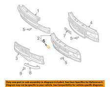 GM OEM Grille Grill-Emblem Badge Nameplate 88934655