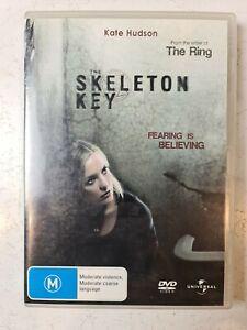 The Skeleton Key (DVD, 2005) - Kate Hudson - Region 2,4 - Free Tracked Post