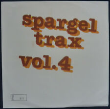 Spargel Trax Vol. 4 on orange vinyl. Asparagus