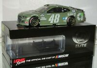 2020 RCCA Jimmie Johnson #48 ALLY PATRIOTIC MILITARY ELITE 1/24 car#675/753 WOW