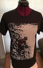 LICENSED NWT MARVEL COMICS ANT-MAN ANTFARM 100% COTTON BLACK T-Shirt SIZE SMALL