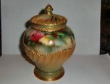 Royal Worcester Pot Pourri  Vase - Signed  Blake - 1909 shape 1720