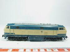 az609-1 # MÄRKLIN H0/AC 3074 Locomotora diésel/Locomotora diésel 216 090-1 DB,2º