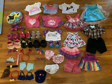 Build-A-Bear Lot Clothes Accessories Shoes Hats Bands Outfits Costumes Preowned