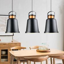 Black Chandelier Lighting Modern Pendant Light Kitchen Ceiling Lamp Home Lights