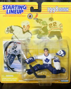 "FELIX POTVIN Toronto Maple Leafs ""Starting Lineup"" Action Figure"