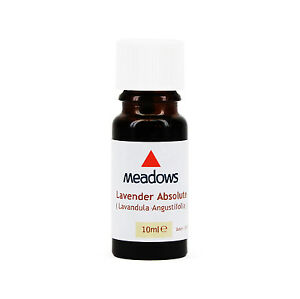 Lavender Absolute Essential Oil (Meadows Aroma) 10ml