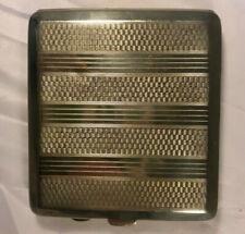 vintage NEUSIL cigarette case, pocket size, made in England, FREE UK POSTAGE!!!
