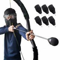 New Sponge Broadheads Arrowhead CS Game Shooting Foam Arrow Practice Archery CB