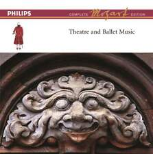 PHILIPS MOZART Theatre and Ballet Music/ Rarities/Surprises 5CD box set SEALED
