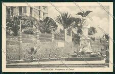 Catania Mascalucia Fascismo cartolina QK4830