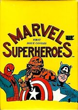 1984 FTCC  MARVEL SUPERHEROES 60 Trading Card Set -  RARE!   ORIGINAL WITH BOX!